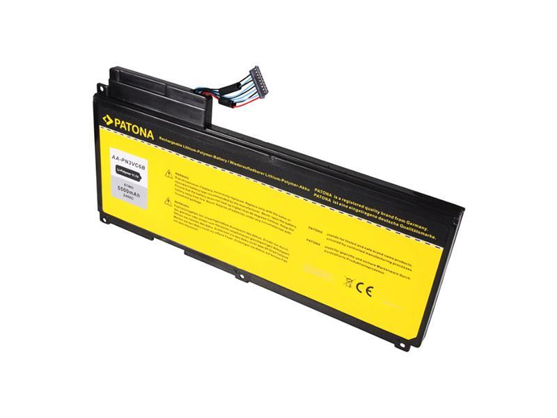 Baterie notebook SAMSUNG SF310 5500mAh 11.1V PATONA PT2466 + ZDARMA držák do auta