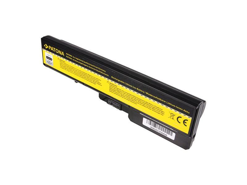 Baterie notebook LENOVO IdeaPad G560 6600mAh 11.1V PATONA PT2473 + ZDARMA držák do auta