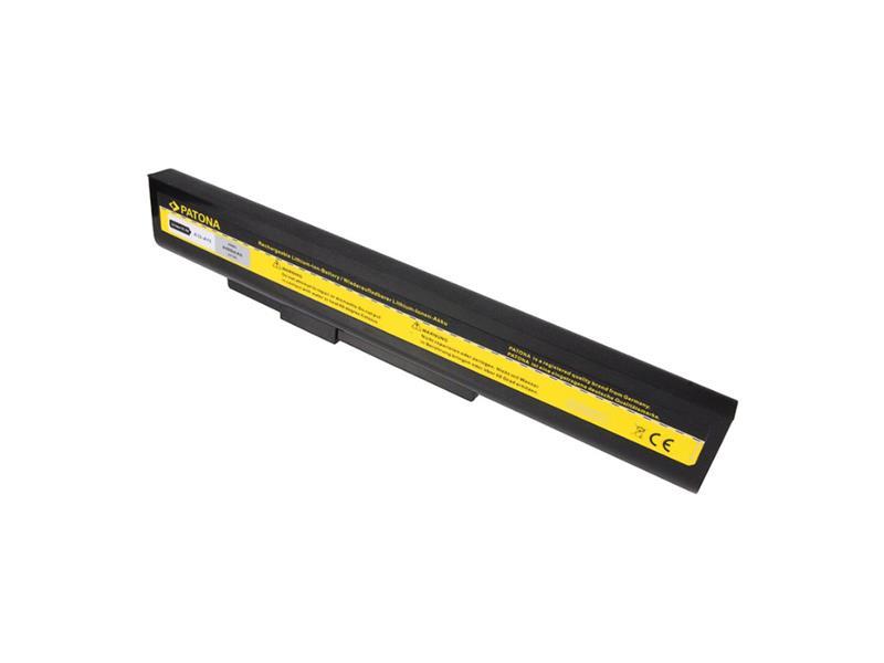 Baterie notebook MSI A32-A15 4400mAh 11.1V PATONA PT2474 neoriginální