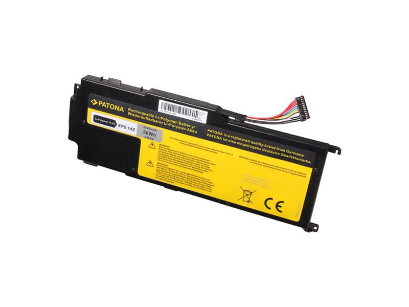 Baterie notebook DELL XPS 14Z 3920mAh 14.8V PATONA PT2483