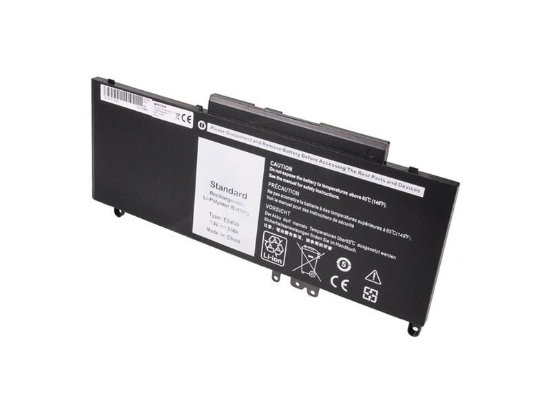 Baterie notebook DELL E5450 7000mAh 7.4V PATONA PT2495 neoriginální