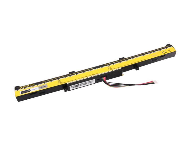 Baterie notebook ASUS A41-X550E 2200mAh 14.4V PATONA PT2750 neoriginální