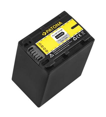Baterie foto SONY FV100 3300mAh PATONA PT1118