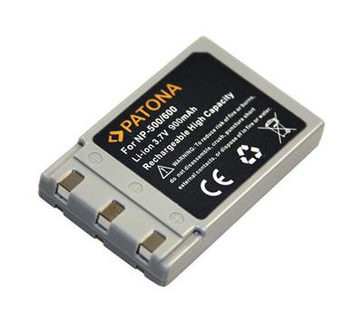 Baterie foto KONICA MINOLTA NP500 / 600 850mAh PATONA PT1020