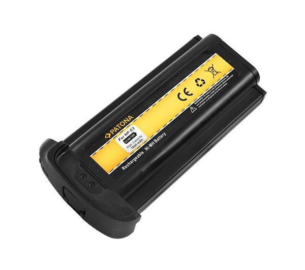 Baterie foto CANON NP-E3 1650mAh PATONA PT1127