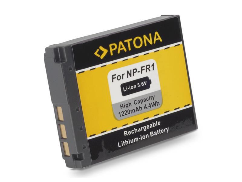 Baterie SONY NP-FR1 1220 mAh PATONA PT1054
