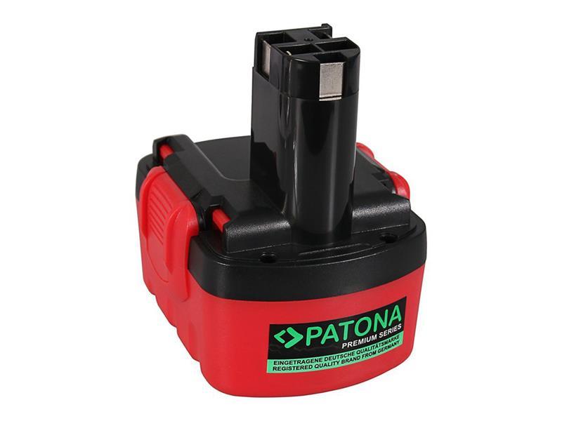 Baterie aku BOSCH 3300mAh 14.4V premium PATONA PT6118