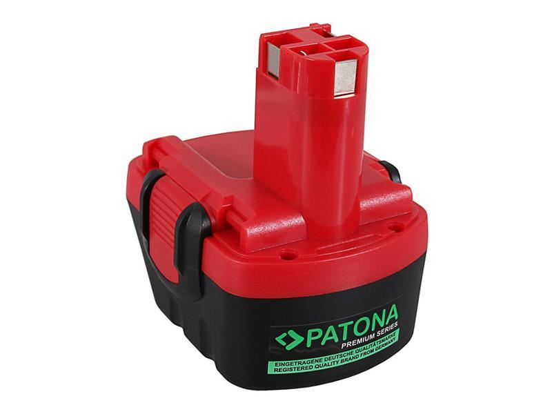 Baterie AKU BOSCH 3300mAh 12V premium PATONA PT6117