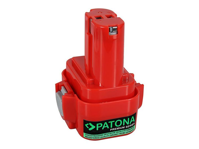 Baterie aku MAKITA 3300mAh 9.6V premium PATONA PT6114