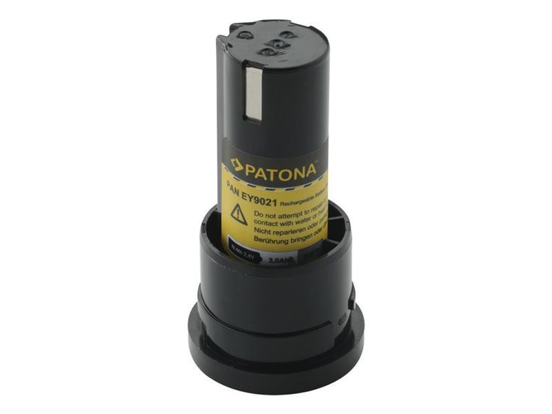 Baterie AKU PANASONIC 3000mAh 2.4V PATONA PT6067