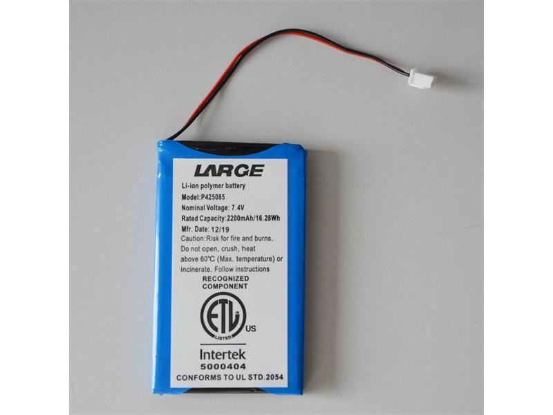 Baterie nabíjecí Li-Ion pro multimetr UNI-T UT181A