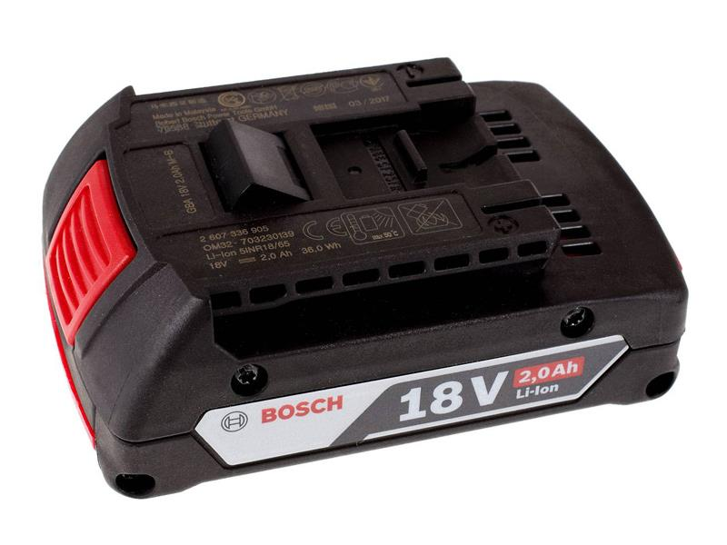 Baterie AKU BOSCH GBA 2000mAh 18V