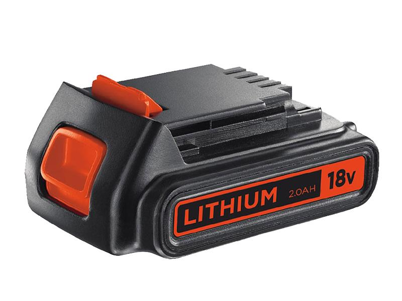 Baterie AKU BLACK+DECKER BL2018 2000mAh 18V