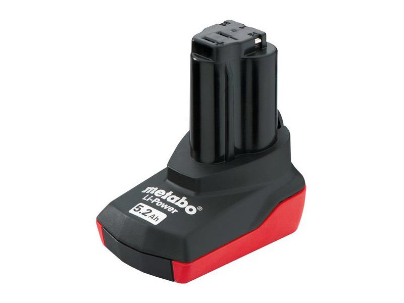 Baterie AKU METABO 625597000 5200mAh 10.8V