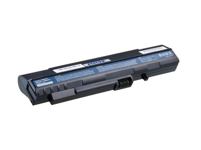 Baterie Acer Aspire One A110/A150, D150/250, P531 series Li-Ion 11,1V 5200mAh/58Wh AVACOM
