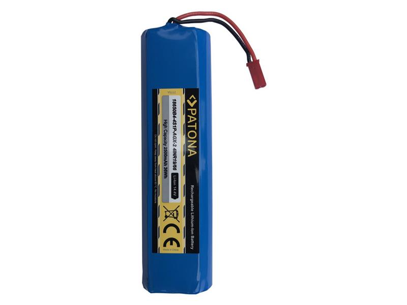 Baterie TESLA T10 / T30 2500 mAh 14.4V PATONA PT7775