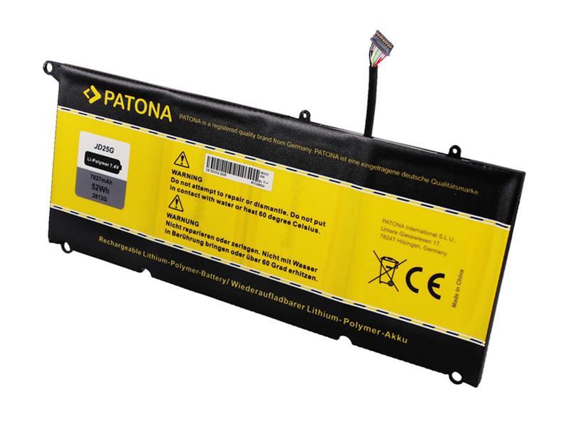 Baterie Dell XPS13 7000mAh Li-pol 7.4V JD25G PATONA PT2812