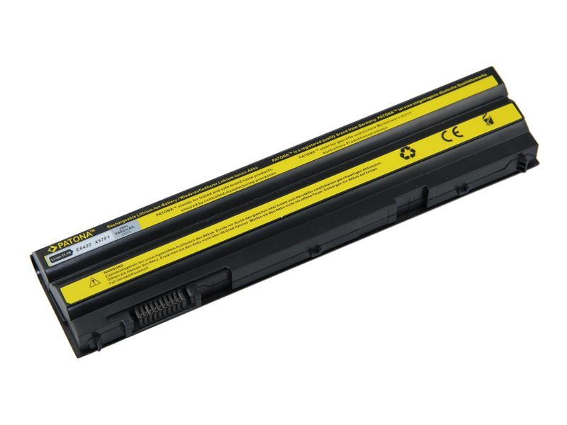 Baterie Dell Latitude E6420 4400mAh Li-Ion 11.1V PATONA PT2337