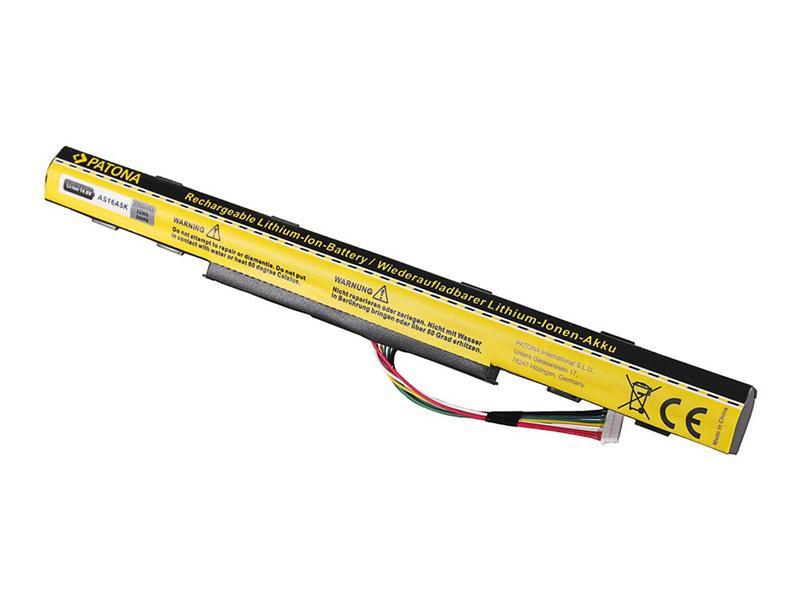 Baterie Acer Aspire E15 2200mAh Li-lon 14.6V AS16A5K PATONA PT2805
