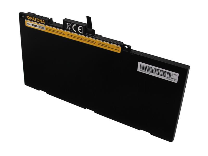 Baterie HP EliteBook 850 G3 4100mAh Li-lon 11.1V CS03XL PATONA PT2797
