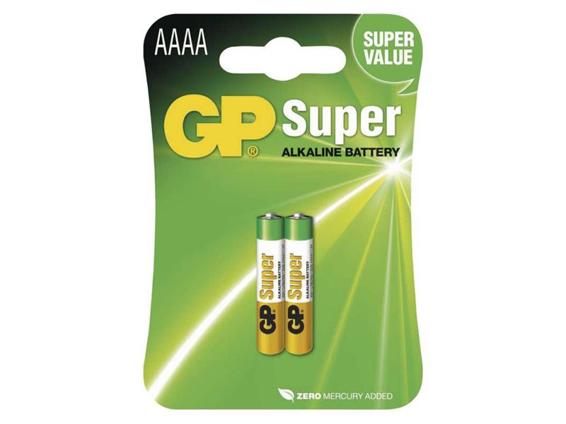 Baterie 25A alkalická GP