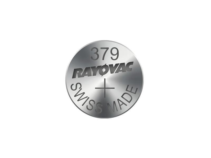 Baterie 379 RAYOVAC do hodinek