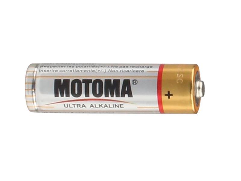 Baterie AA (R6) alkalická MOTOMA Ultra Alkaline 1,5V 4ks blistr
