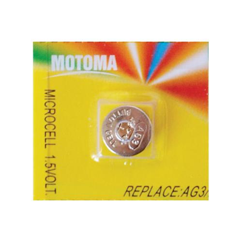 Baterie alkalická AG3 (LR41) MOTOMA