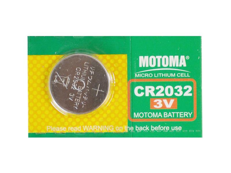 Baterie CR2032 MOTOMA lithiová