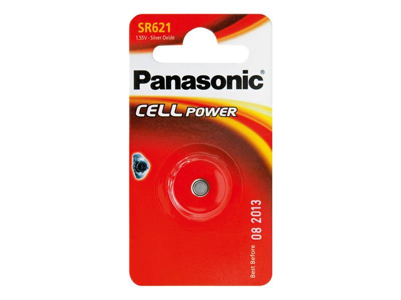 Baterie 364 PANASONIC do hodinek 1BP