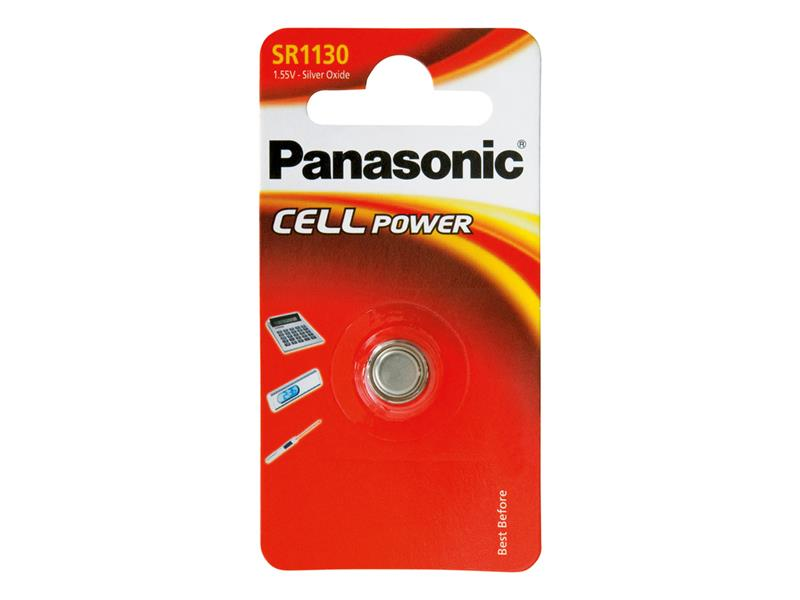 Baterie 389 PANASONIC do hodinek 1BP