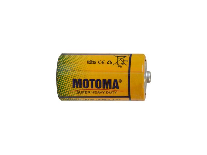 Baterie C (R14) Zn-Cl MOTOMA