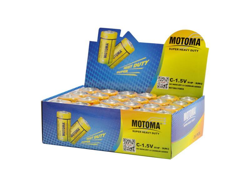Krabice C (R14) Zn-Cl MOTOMA 24 ks
