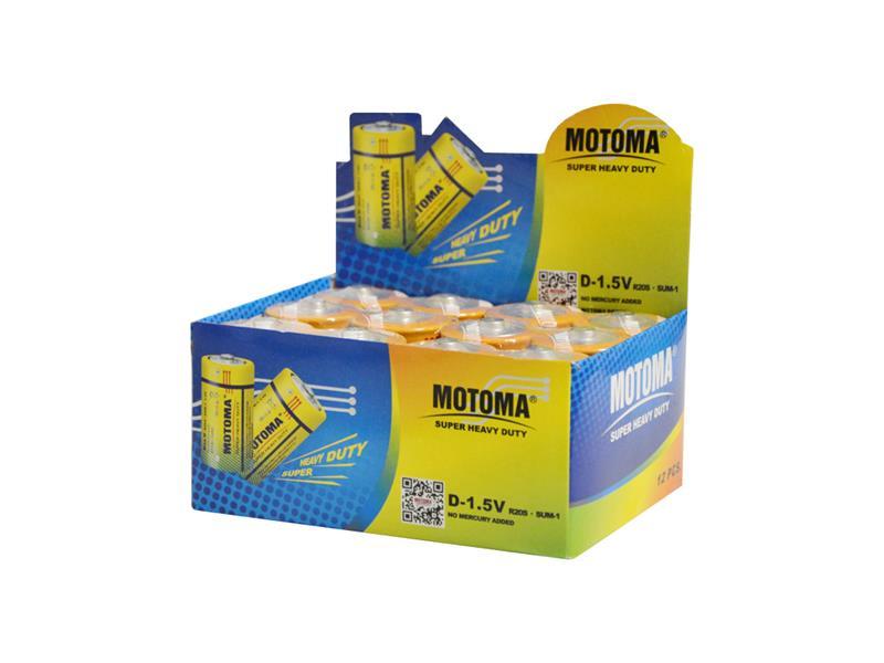 Krabice D (R20) Zn-Cl MOTOMA 12 ks