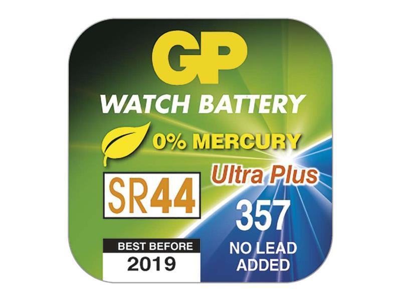 Baterie knoflíková do hodinek GP 357F