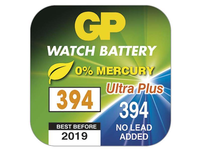 Baterie 394F GP do hodinek