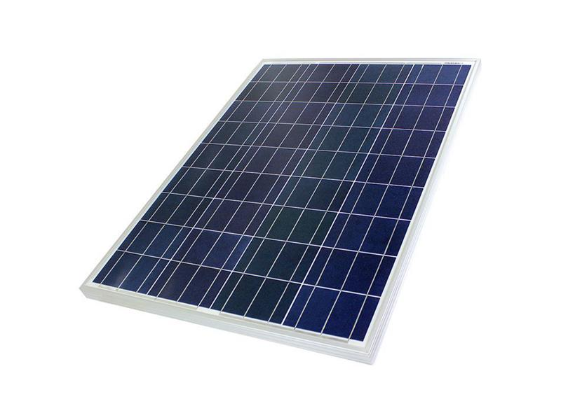 Fotovoltaický solární panel 12V/80W polykrystalický
