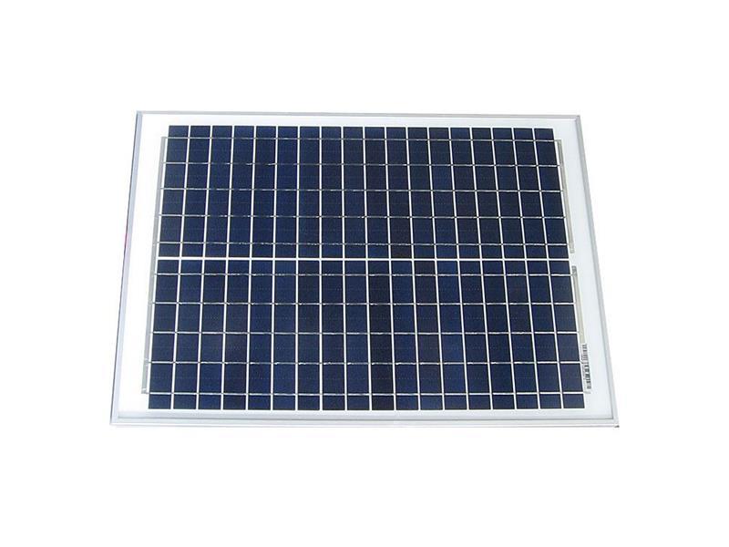 Fotovoltaický solární panel 12V/20W polykrystalický