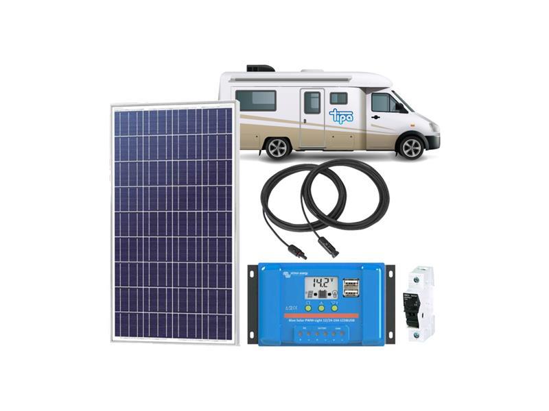 Solární sestava Karavan Victron Energy 115Wp
