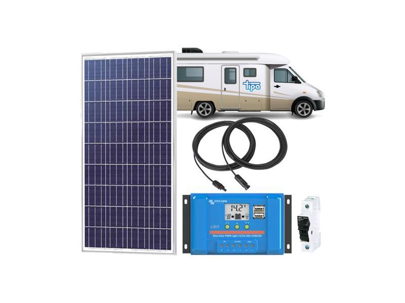 Solární sestava Karavan Victron Energy 175Wp