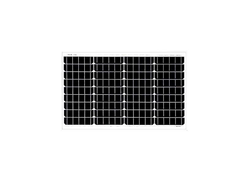 Solární panel SOLARFAM 12V/40W monokrystalický