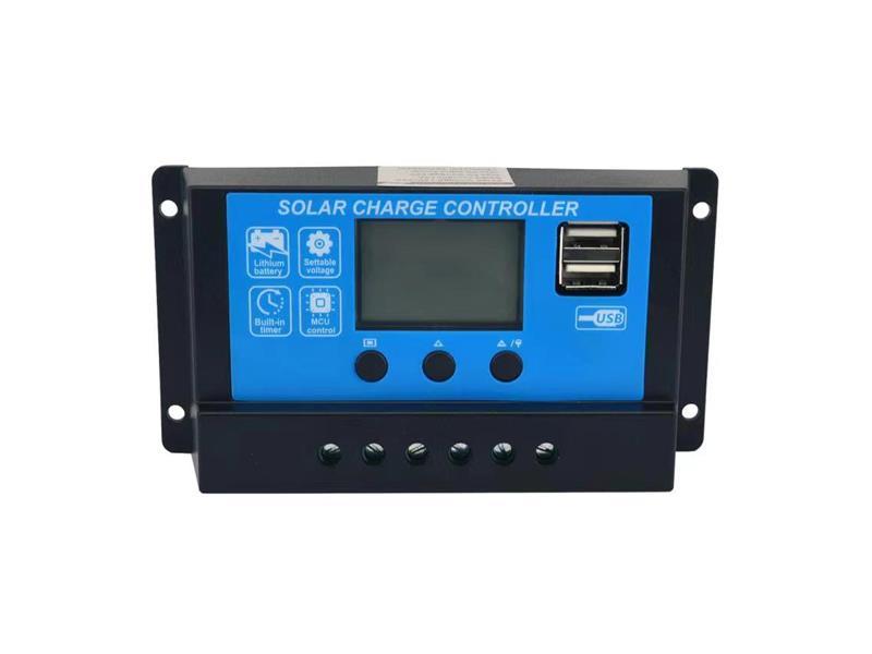 Solární regulátor SOLARFAM PWM 12-24V/30A