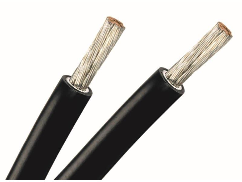 Solární kabel SOL 6.0 mm2 černý, 1m