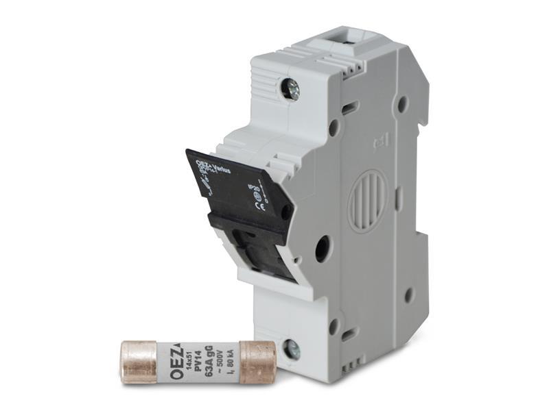 Pojistný odpínač k baterii 63 A