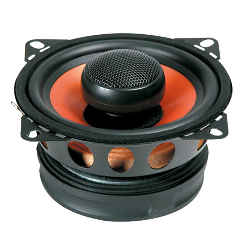 Reproduktor do auta Q1032-32 (100mm - orange)