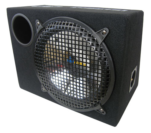 Subwoofer do auta PEIYING P1207