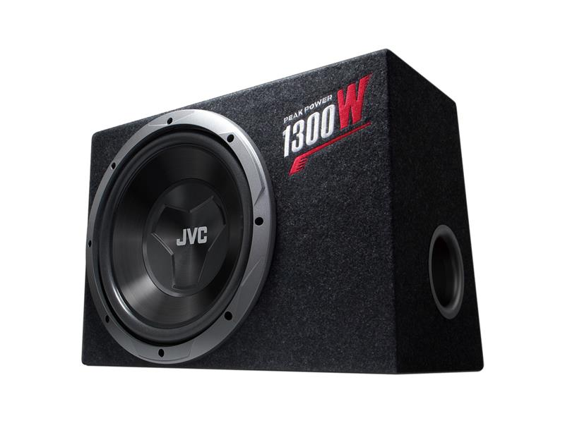 Subwoofer do auta JVC CS BW120
