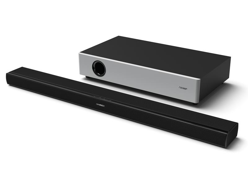 Soundbar +SW SHARP HT-SBW160