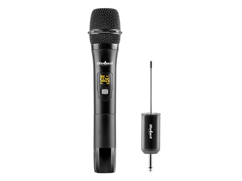 Mikrofon bezdrátový AZUSA UHF 802