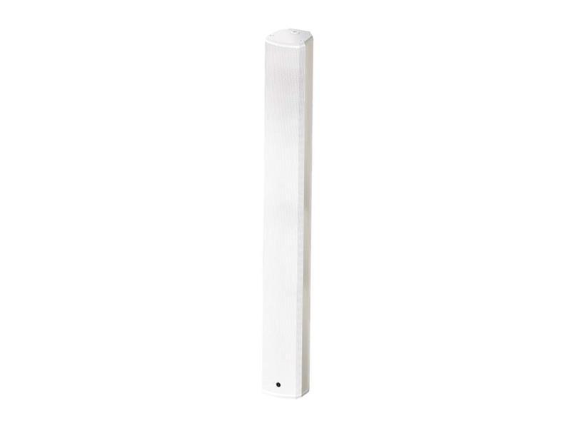 Reproduktor SHOW CBS-308W, bílý, sloupový, 60W/8Ω/70V/100V